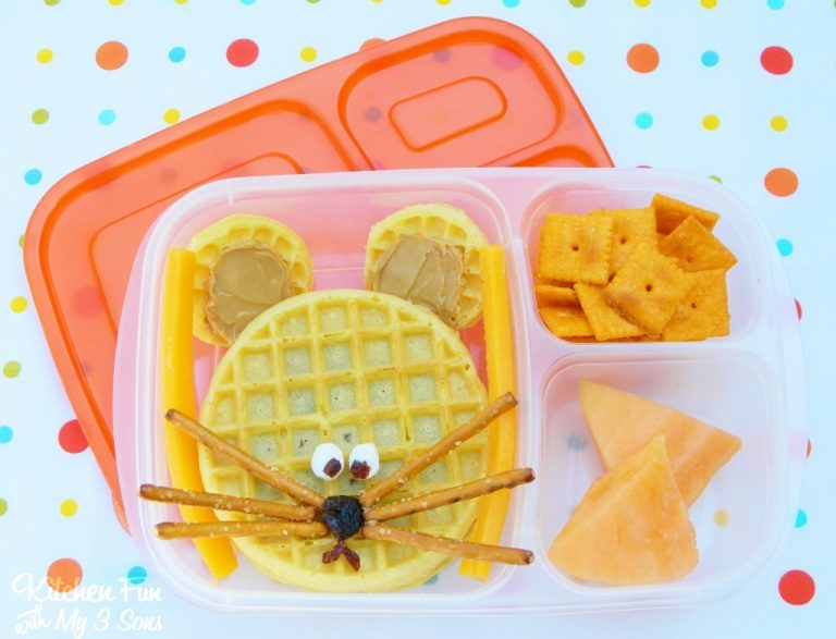 bento boxes for back to school organization