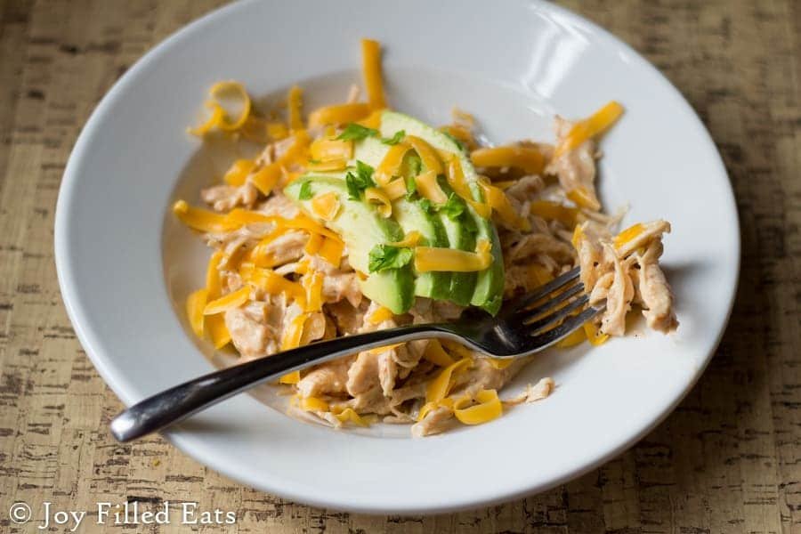 Easy Keto Salsa Chicken Recipe