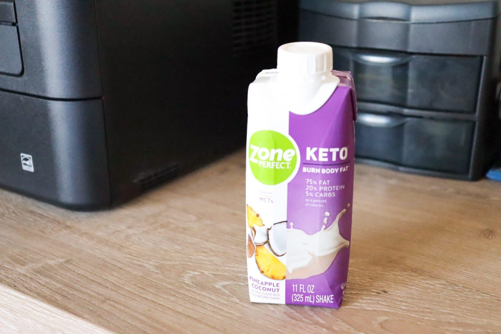 ZonePerfect Keto Shakes Office