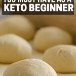Keto rolls, bread
