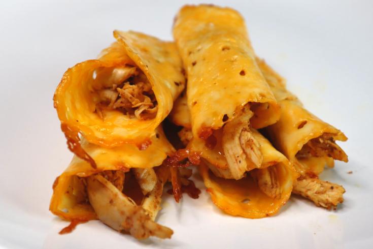 Keto Chicken Taquitos (Low Carb, Gluten Free, Grain Free)