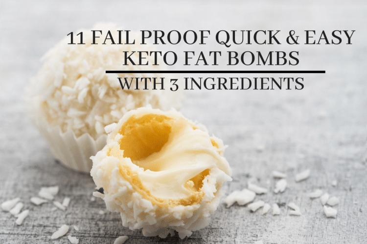 Keto Chocolate Fat Bomb