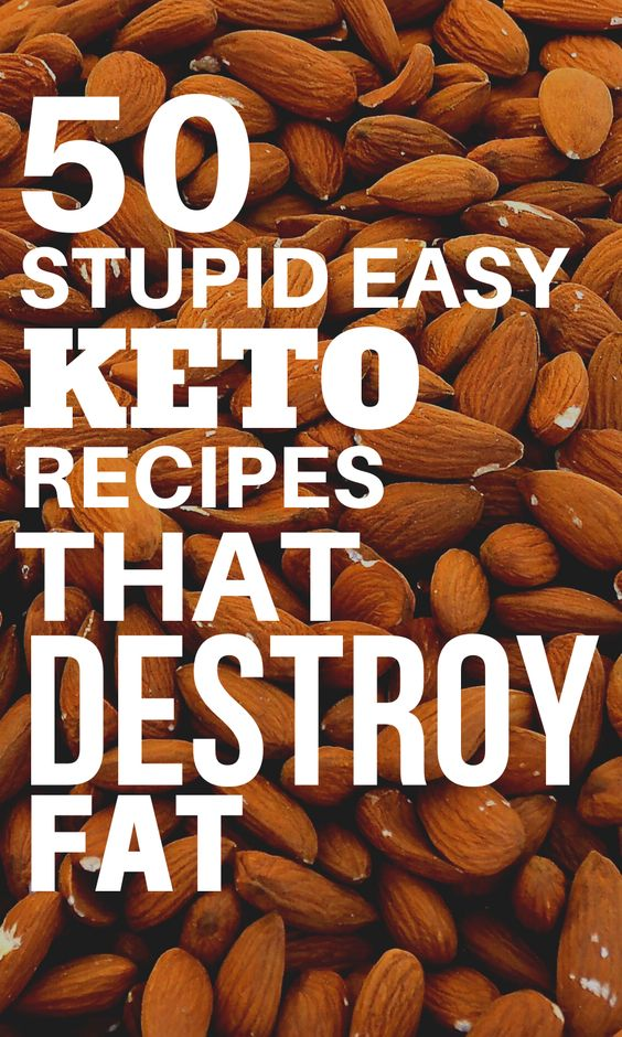 50 Keto Recipes for Beginners to Lose Weight Fast