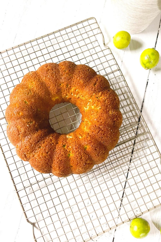 Keto Key Lime Pound Cake Pin